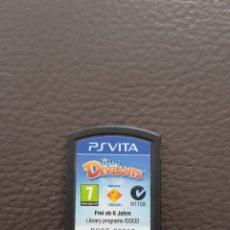 Videojuegos y Consolas PS Vita: JUEGO PS VITA LITTLE DEVIANTS PLAYSTATION PSVITA. Lote 173633728