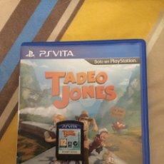 Videojuegos y Consolas PS Vita: JUEGO DE PS VITA TADEO JONES. Lote 174191477