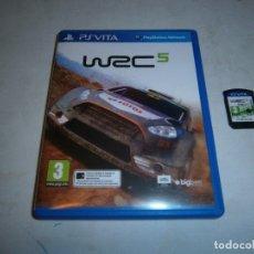 Videojuegos y Consolas PS Vita: WRC 5 PLAYSTATION PSVITA. Lote 174522645