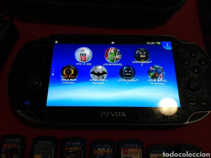 Videojuegos y Consolas PS Vita: CONSOLA PSVITA - Foto 3 - 177247535