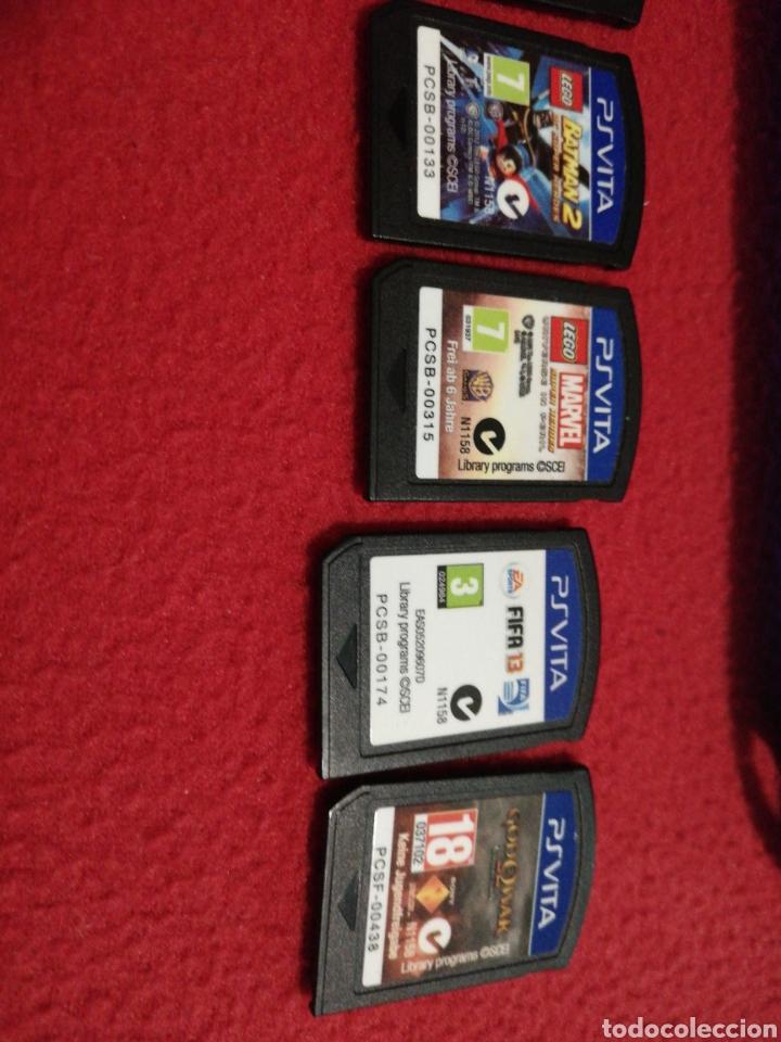 Videojuegos y Consolas PS Vita: CONSOLA PSVITA - Foto 6 - 177247535
