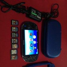 Videojuegos y Consolas PS Vita: CONSOLA PSVITA. Lote 177247535