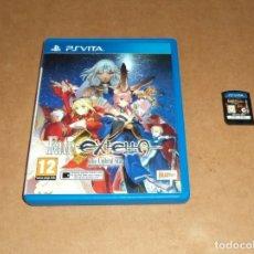 Videojuegos y Consolas PS Vita: FATE / EXTELLA : THE UMBRAL STAR PARA SONY PSVITA / VITA , PAL. Lote 179963150