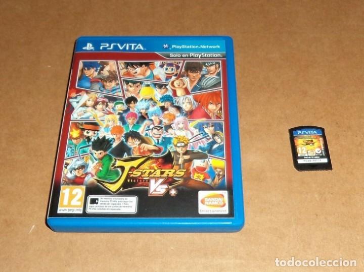 J-STARS VICTORY VS + PARA SONY PSVITA / VITA , PAL (Juguetes - Videojuegos y Consolas - Sony - PS Vita)