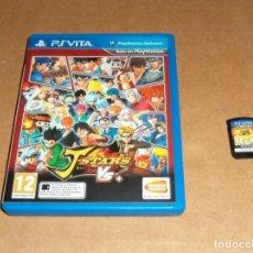Videojuegos y Consolas PS Vita: J-STARS VICTORY VS + PARA SONY PSVITA / VITA , PAL. Lote 179963398