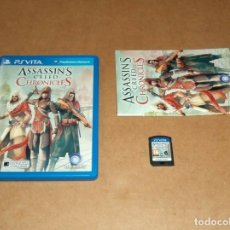 Videojuegos y Consolas PS Vita: ASSASIN'S CREED : CHRONICLES PARA SONY PSVITA / VITA , PAL. Lote 179963456
