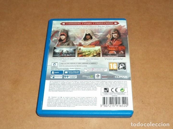 Videojuegos y Consolas PS Vita: Assasin's Creed : Chronicles para Sony PSVita / Vita , Pal - Foto 2 - 179963456