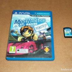 Videojuegos y Consolas PS Vita: MODNATION RACERS: ROAD TRIP PARA SONY PSVITA / VITA , PAL. Lote 179964026