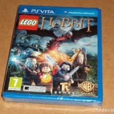 Videojuegos y Consolas PS Vita: LEGO EL HOBBIT , A ESTRENAR PARA SONY PSVITA / VITA. Lote 179964481