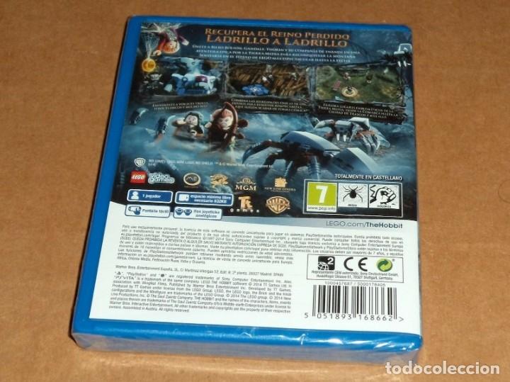Videojuegos y Consolas PS Vita: Lego El Hobbit , a estrenar para Sony PSVita / Vita - Foto 2 - 179964481
