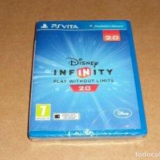 Videojuegos y Consolas PS Vita: DISNEY INFINITY 2.0 , A ESTRENAR PARA SONY PSVITA / VITA. Lote 179964532