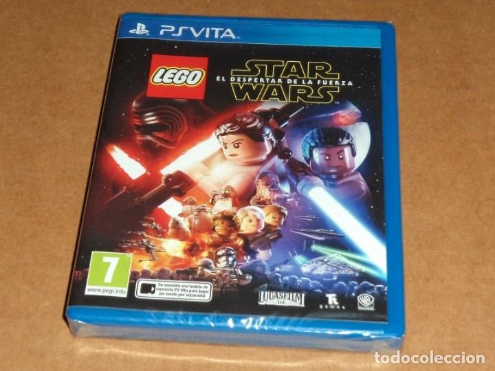 LEGO STAR WARS : EL DESPERTAR DE LA FUERZA , A ESTRENAR PARA SONY PSVITA / VITA (Juguetes - Videojuegos y Consolas - Sony - PS Vita)