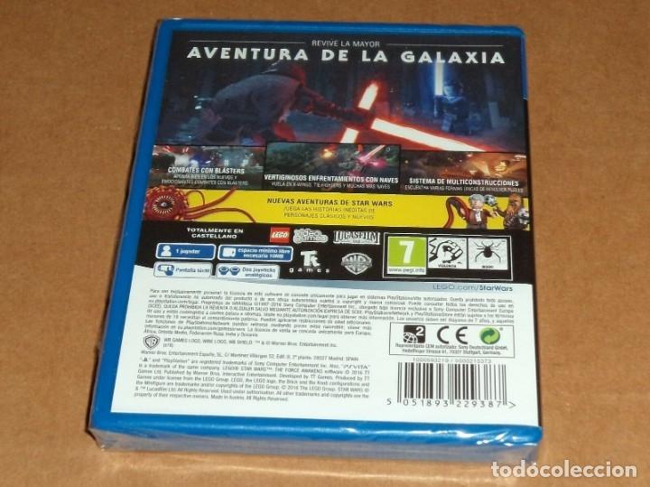 Videojuegos y Consolas PS Vita: Lego Star Wars : El Despertar de la Fuerza , a estrenar para Sony PSVita / Vita - Foto 2 - 179989575