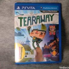 Videojuegos y Consolas PS Vita: TEARAWAY PS VITA. Lote 180844031