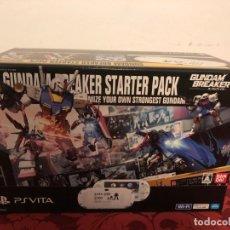 Videojuegos y Consolas PS Vita: PS VITA EDICION COLECCIONISTA GUNDAM . NUEVO. Lote 180948093