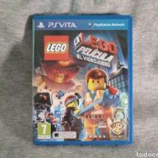 Videojuegos y Consolas PS Vita: LA LEGO PELÍCULA PS VITA. Lote 181136187