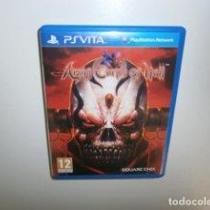 Videojuegos y Consolas PS Vita: ARMY CORPS OF HELL PSVITA. Lote 181679077