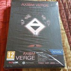 Jeux Vidéo et Consoles: AXIOM VERGE PS VITA PAL ESPAÑA. Lote 182163107