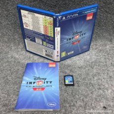 Videojuegos y Consolas PS Vita: DISNEY INFINITY PLAY WITHOUT LIMITS 2 SONY PSVITA. Lote 183323217