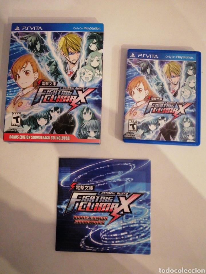 Videojuegos y Consolas PS Vita: DENGEKI BUNKO FIGHTING CLIMAX para PSVita - Foto 3 - 184008337