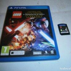 Videojuegos y Consolas PS Vita: LEGO STAR WARS EL DESPERTAR DE LA FUERZA PLAYSTATION PS VITA. Lote 185936616