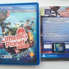 Videojuegos y Consolas PS Vita: LITTLE BIG PLANET PS VITA EDITION PLAYSTATION KREATEN. Lote 203005057