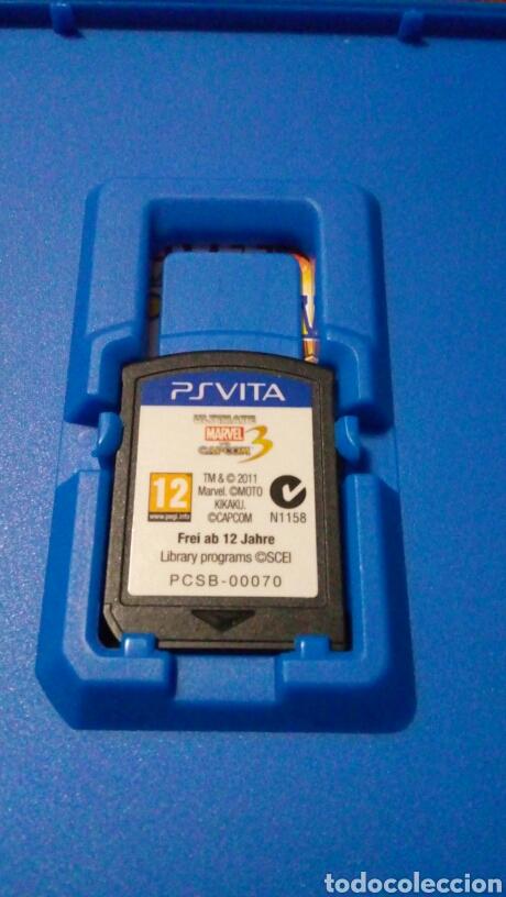 Videojuegos y Consolas PS Vita: PS VITA ULTIMATE MARVEL VS. CAPCOM 3 PAL ESP/ITA - Foto 5 - 193017040