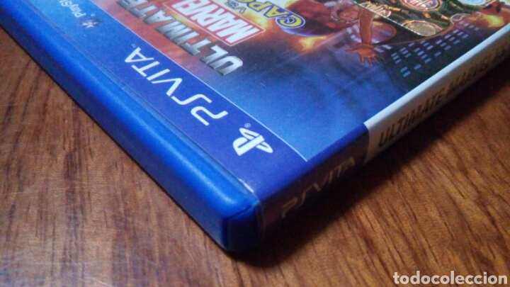 Videojuegos y Consolas PS Vita: PS VITA ULTIMATE MARVEL VS. CAPCOM 3 PAL ESP/ITA - Foto 8 - 193017040