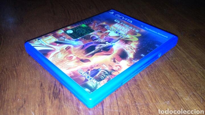 Videojuegos y Consolas PS Vita: PS VITA ULTIMATE MARVEL VS. CAPCOM 3 PAL ESP/ITA - Foto 9 - 193017040