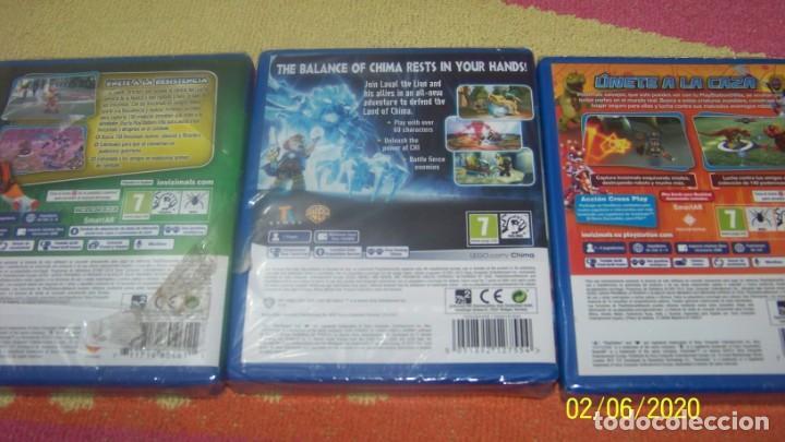 Videojuegos y Consolas PS Vita: PACK DE 3 JUEGOS PS VITA PRECINTADO PAL - Foto 2 - 193319296