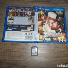 Videojuegos y Consolas PS Vita: PSVITA CODE REALIZE: WINTERTIDE MIRACLES PAL UK COMPLETO. Lote 193715882