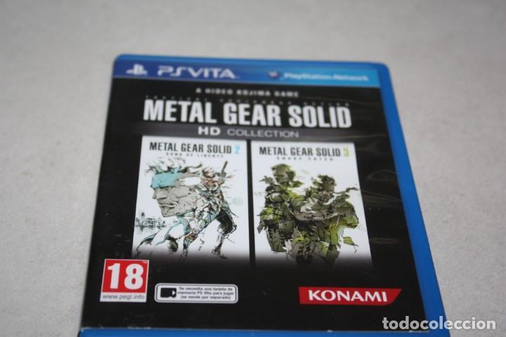 JUEGO ANTIGUO DE METAL GEAR SOLID. (Juguetes - Videojuegos y Consolas - Sony - PS Vita)
