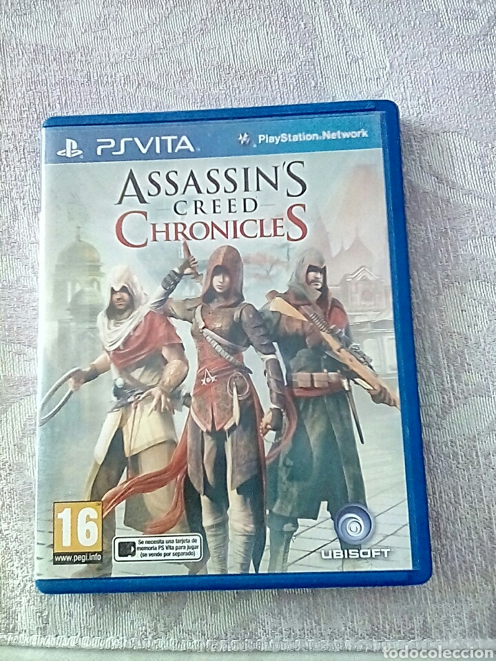 Assasins Creed Chronicles Ps Vita Buy Video Games And Consoles