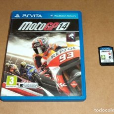 Videojuegos y Consolas PS Vita: MOTOGP 14 , PARA SONY PSVITA / VITA , PAL. Lote 198814752