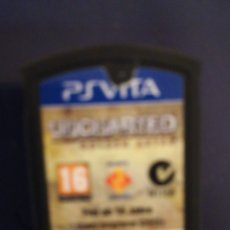 Jeux Vidéo et Consoles: UNCHARTED. Lote 199978643