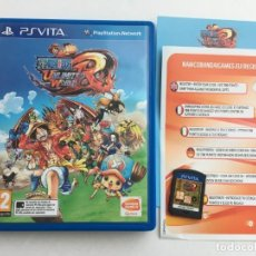 Videojuegos y Consolas PS Vita: ONE PIECE UNLIMITED WORLD R PSVITA PS VITA KREATEN. Lote 200297806