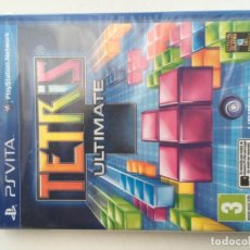 Videojuegos y Consolas PS Vita: TETRIS ULTIMATE NUEVO PRECINTADO PSVITA PS VITA KREATEN. Lote 200298090
