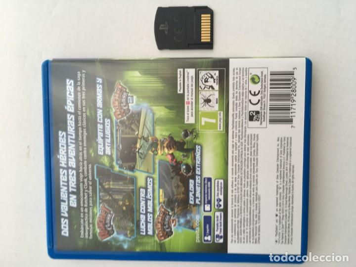 Videojuegos y Consolas PS Vita: THE RATCHET CLANK TRILOGY PSVITA PS VITA KREATEN - Foto 2 - 200298537