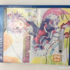 Videojuegos y Consolas PS Vita: HYPERDIMENSION NEPTUNIA PP PRODUCING PERFECTION PSVITA PS VITA KREATEN. Lote 200298662