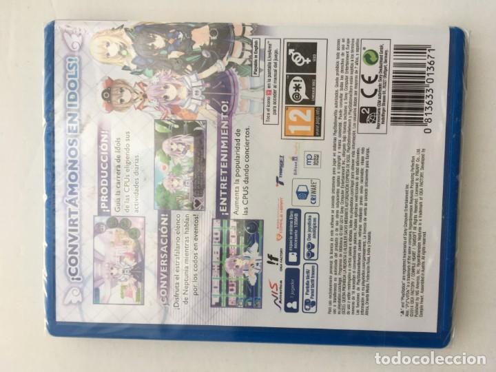 Videojuegos y Consolas PS Vita: HYPERDIMENSION NEPTUNIA PP PRODUCING PERFECTION PSVITA PS VITA KREATEN - Foto 2 - 200298662