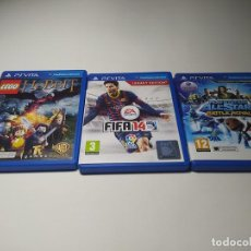 Jeux Vidéo et Consoles: LOTE 3 JUEGOS ( SONY PS VITA). Lote 200811138
