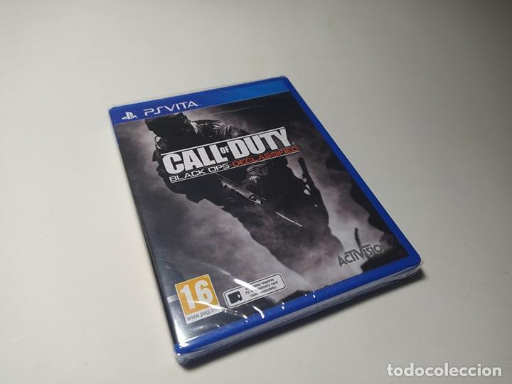 CALL OF DUTY BLACK OPS : DECLASSIFIED ( SONY PS VITA) PRECINTADO! (Juguetes - Videojuegos y Consolas - Sony - PS Vita)