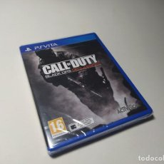 Jeux Vidéo et Consoles: CALL OF DUTY BLACK OPS : DECLASSIFIED ( SONY PS VITA) PRECINTADO!. Lote 200811210