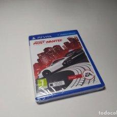 Videojuegos y Consolas PS Vita: NEED FOR SPEED MOST WANTED ( SONY PS VITA) PRECINTADO!. Lote 200811226