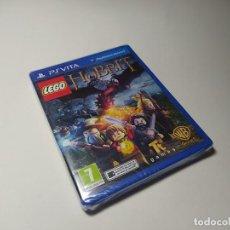 Jeux Vidéo et Consoles: LEGO - EL HOBBIT ( SONY PS VITA) PRECINTADO!. Lote 200811327