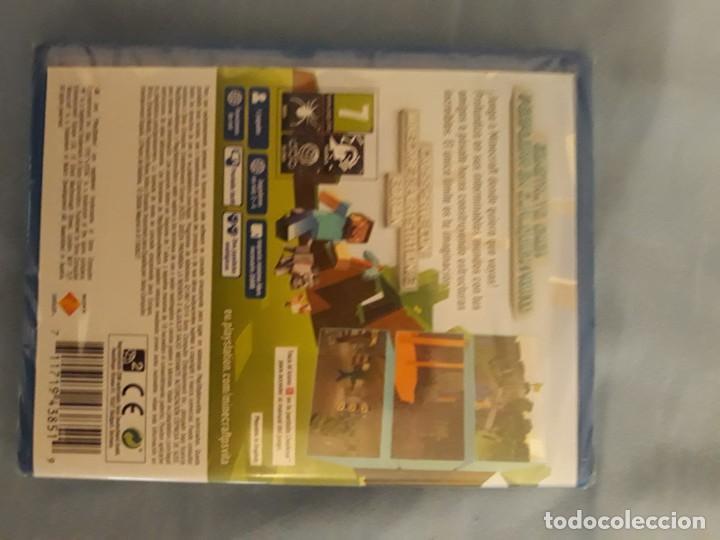 Videojuegos y Consolas PS Vita: juego psvita sin abrir PS Vita Minecraft y Invizimals - Foto 3 - 202778386