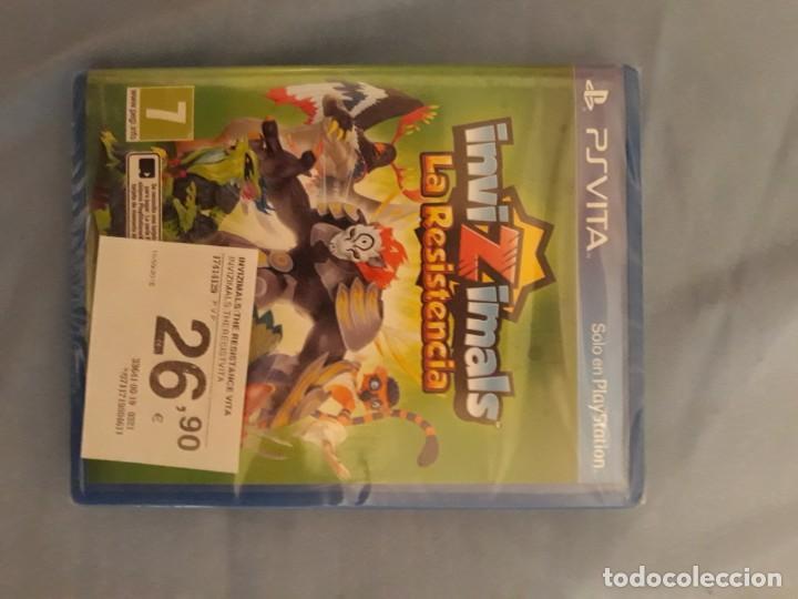 Videojuegos y Consolas PS Vita: juego psvita sin abrir PS Vita Minecraft y Invizimals - Foto 4 - 202778386