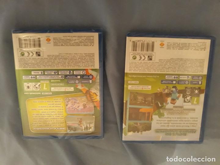 Videojuegos y Consolas PS Vita: juego psvita sin abrir PS Vita Minecraft y Invizimals - Foto 6 - 202778386