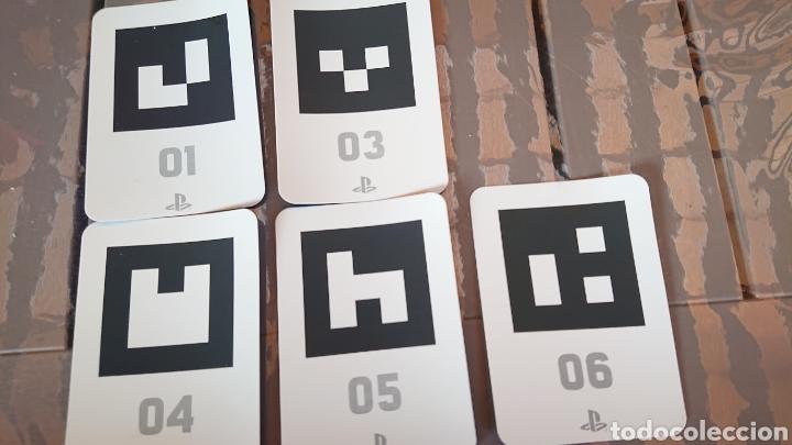 PSVITA TARJETA REALIDAD AUMENTADA. PLAY CARDS. (Juguetes - Videojuegos y Consolas - Sony - PS Vita)