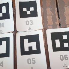 Videojuegos y Consolas PS Vita: PSVITA TARJETA REALIDAD AUMENTADA. PLAY CARDS.. Lote 203289590